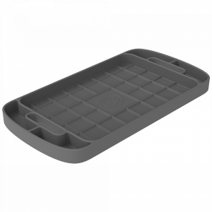 S&B | Tool Tray Silicone Large Color Charcoal | 80-1004L
