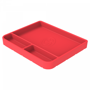 Interior - Interior Accessories - S&B - S&B | Tool Tray Silicone Medium Color Pink | 80-1003M