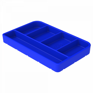 Interior - Interior Accessories - S&B - S&B | Tool Tray Silicone Small Color Blue | 80-1002S
