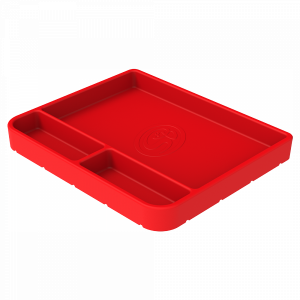 Interior - Interior Accessories - S&B - S&B | Tool Tray Silicone Medium Color Red | 80-1001M