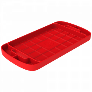 Interior - Interior Accessories - S&B - S&B | Tool Tray Silicone Large Color Red | 80-1001L