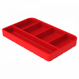 S&B | Tool Tray Silicone Small Color Red | 80-1001S