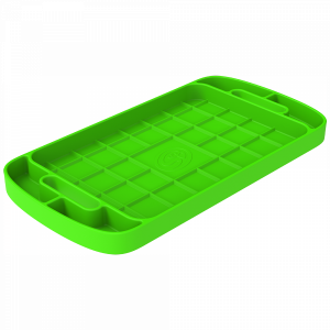Interior - Interior Accessories - S&B - S&B | Tool Tray Silicone Large Color Lime Green | 80-1000L