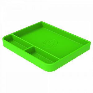 S&B | Tool Tray Silicone Medium Color Lime Green | 80-1000M