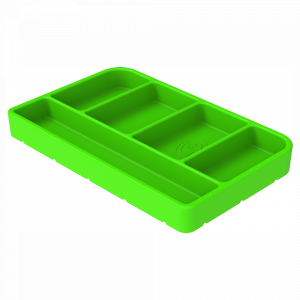 S&B | Tool Tray Silicone Small Color Lime Green | 80-1000S