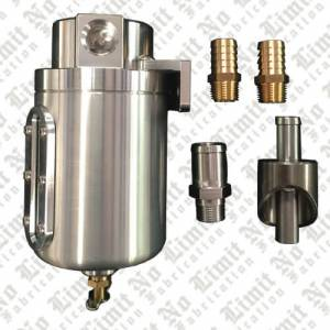 Gas Vehicles - Ram - No Limit Fabrication - No Limit Fabrication   Universal Catch Can   CATCHCAN