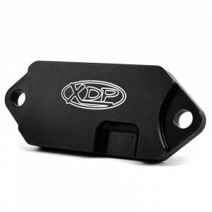 2017+ GM 6.6L L5P Duramax - Cooling System - XDP Xtreme Diesel Performance - XDP Xtreme Diesel Performance | Coolant Block-Off Plate XD344 Billet | XD344