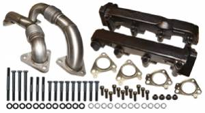 ATS Diesel Performance - ATS Diesel Performance | Pulse Flow Exhaust Manifolds 2001-04 6.6L Duramax Non-Egr | 2049004248