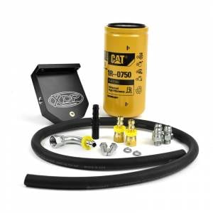 XDP Xtreme Diesel Performance - XDP Xtreme Diesel Performance | 10-18 Dodge Cummins 6.7L CAT Filter Adapter | XD381