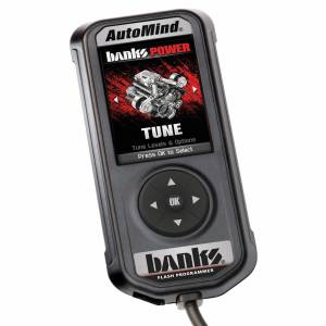 2003-2007 Ford 6.0L Powerstroke - Programmers & Tuners - Banks Power - Banks Power | AutoMind 2 Programmer Hand Held Ford Diesel/Gas (Except Motorhome) | 66410