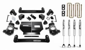 Steering And Suspension - Lift & Leveling Kits - Cognito Motorsports Truck - Cognito Motorsports Truck | 4 Inch Standard Lift Package For 2020 Silverado/Sierra 2500/3500 | 110-P0890