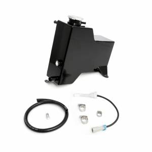 HSP Diesel   2011-2014 Chevrolet / GMC Factory Replacement Coolant Tank Gloss Black   527-1-HSP-GB