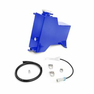 HSP Diesel   2011-2014 Chevrolet / GMC Factory Replacement Coolant Tank Candy Blue   527-1-HSP-CB