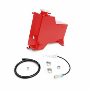 HSP Diesel   2011-2014 Chevrolet / GMC Factory Replacement Coolant Tank Blood Red   527-1-HSP-BR