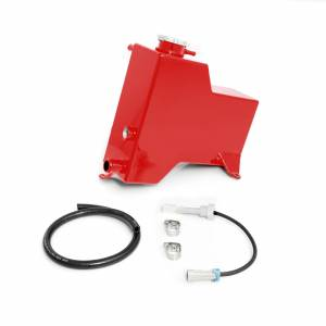 HSP Diesel | 2007.5-2010 Chevrolet / GMC Factory Replacement Coolant Tank Blood Red | 427-HSP-BR