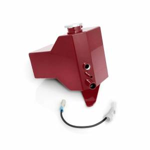 HSP Diesel | 2001-2007 Chevrolet / GMC Factory Replacement Coolant Tank Candy Red | 027-HSP-CR