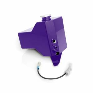 HSP Diesel | 2001-2007 Chevrolet / GMC Factory Replacement Coolant Tank Candy Purple | 027-HSP-CP