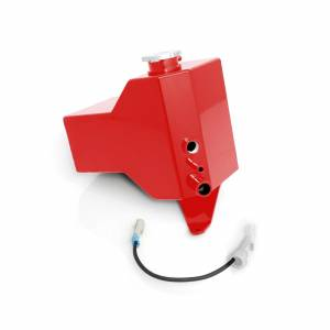 HSP Diesel | 2001-2007 Chevrolet / GMC Factory Replacement Coolant Tank Blood Red | 027-HSP-BR