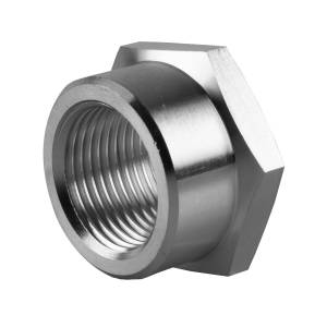 Steering And Suspension - Steering Parts - Synergy MFG - Synergy MFG | JL/JLU/JT PSC Big Bore Steering Box Brace Sector Shaft Stud Zinc Plated Synergy MFG | 8869-10