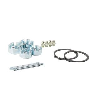 Steering And Suspension - Suspension Parts - Synergy MFG - Synergy MFG | Dodge Ram 03-13 HD Adjustable Ball Joint Hardware Kit 1500/2500/3500 4X4 Synergy MFG | 412301-HDW
