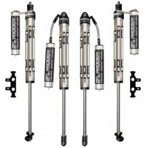 Steering And Suspension - Shocks & Struts - Pure Performance Suspension - Pure Performance Suspension | 2.625 3 Tube Bypass Remote Reservoir Shock 3 Inch 13-Pres Ram 3500 HD 4x4 Front/Rear | PPS05710RR