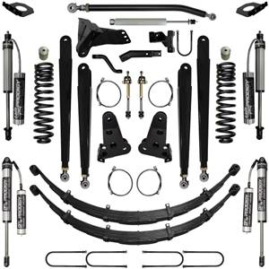 Steering And Suspension - Lift & Leveling Kits - Pure Performance Suspension - Pure Performance Suspension   6.0 Inch Chase Series Suspension System Stage 3 17-Pres F250, F350 4x4 Front/Rear   F2CS6005-S3