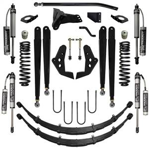Steering And Suspension - Lift & Leveling Kits - Pure Performance Suspension - Pure Performance Suspension | 6.0 Inch Chase Series Suspension System Stage 3 05-07 F250, F350 4x4 Front/Rear | F2CS6002-S3