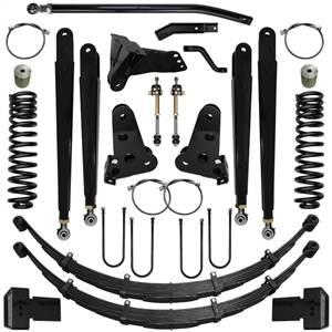 Steering And Suspension - Lift & Leveling Kits - Pure Performance Suspension - Pure Performance Suspension   6.0 Inch Chase Series Suspension System 11-16 F250, F350 4x4 Front/Rear   F2CS6004