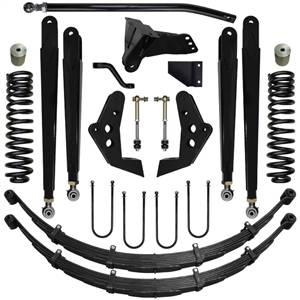 Steering And Suspension - Lift & Leveling Kits - Pure Performance Suspension - Pure Performance Suspension | 6.0 Inch Chase Series Suspension System 05-07 F250, F350 4x4 Front/Rear | F2CS6002