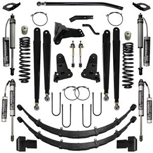 Steering And Suspension - Lift & Leveling Kits - Pure Performance Suspension - Pure Performance Suspension   5.5 Inch Chase Series Suspension System Stage 3 11-16 F250, F350 4x4 Front/Rear   F2CS5504-S3