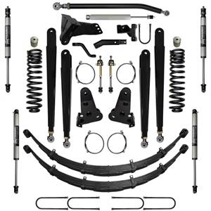 Steering And Suspension - Lift & Leveling Kits - Pure Performance Suspension - Pure Performance Suspension   5.5 Inch Chase Series Suspension System Stage 1 17-Pres F250, F350 4x4 Front/Rear   F2CS5505-S1