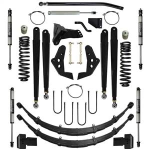 Steering And Suspension - Lift & Leveling Kits - Pure Performance Suspension - Pure Performance Suspension | 5.5 Inch Chase Series Suspension System Stage 1 08-10 F250, F350 4x4 Front/Rear | F2CS5503-S1
