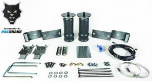Pacbrake | Heavy Duty Rear Air Suspension Kit For 04-12 Colorado/Canyon Z71, Z85 and YC1 | HP10224