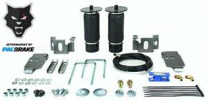 Pacbrake | Heavy Duty Rear Air Suspension Kit For 05-16 Toyota Tacoma | HP10165