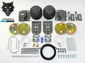 Gas Vehicles - Ram - Pacbrake - Pacbrake   Heavy Duty Rear Air Suspension Kit For 19-20 RAM 1500 2WD   HP10337