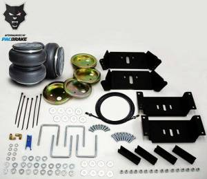 Steering And Suspension - Air Suspension Parts - Pacbrake - Pacbrake | Heavy Duty Rear Air Suspension Kit For 12-20 Ford F-450/F-550 Super Duty 2WD/4WD | HP10324