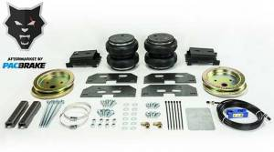 Pacbrake | Heavy Duty Rear Air Suspension Kit For 10-18 Dodge RAM 4500/5500 2WD/4WD | HP10321