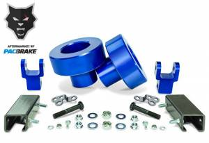Steering And Suspension - Lift & Leveling Kits - Pacbrake - Pacbrake   Leveling Kit For 2.5 inch Lift For 11-20 Ford F-250/350 Super Duty 4WD   HP10294