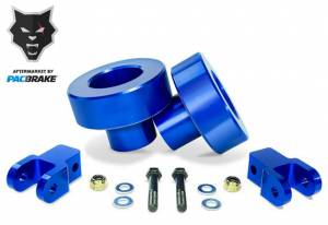 Steering And Suspension - Lift & Leveling Kits - Pacbrake - Pacbrake | Leveling Kit For 2.5 inch Lift For 05-10 Ford F-250/350/450/550 Super Duty 4WD | HP10292