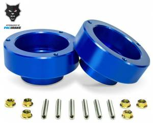 Steering And Suspension - Lift & Leveling Kits - Pacbrake - Pacbrake | Leveling Kit For 2 inch Lift For 94-13 Dodge RAM 2500/3500 94-09 Dodge RAM 1500 Mega Cab 4WD | HP10290