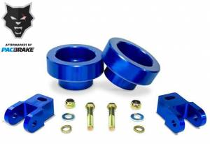 Steering And Suspension - Lift & Leveling Kits - Pacbrake - Pacbrake   Leveling Kit For 1.75 inch Lift For 14-20 RAM 2500 13-20 RAM 3500 4WD   HP10291