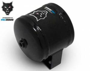 2011-2016 Ford 6.7L Powerstroke - Accessories - Pacbrake - Pacbrake | 1/2 Gallon Carbon Steel Basic Air Tank Kit  And Required Hardware | C11940