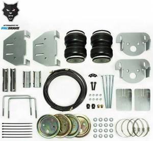 Steering And Suspension - Air Suspension Parts - Pacbrake - Pacbrake | Heavy Duty Rear Air Suspension Kit For 17-20 Ford F-250 / 350 Superduty | HP10304