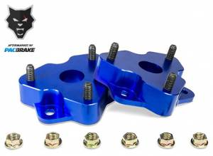 Gas Vehicles - Ram - Pacbrake - Pacbrake   Leveling Kit For 2 inch For 06-20 Dodge RAM 1500 4WD Non-Mega Cab   HP10252