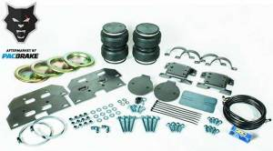 Pacbrake | Heavy Duty Rear Air Suspension Kit For 09-18 Dodge RAM 1500 19 RAM 1500 Classic 4WD | HP10207