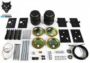 Pacbrake | Heavy Duty Rear Air Suspension Kit For 14-20 RAM 2500 2WD/4WD | HP10206