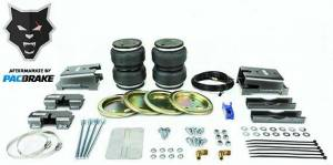 Pacbrake | Heavy Duty Rear Air Suspension Kit For 15-16 F-450 Super Duty 2WD/4WD | HP10195