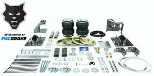 Pacbrake | Heavy Duty Rear Air Suspension Kit For 11-14 Ford F-450 Super Duty 4WD | HP10193