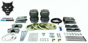 Pacbrake | Heavy Duty Rear Air Suspension Kit For 08-10 Ford F-450 Super Duty | HP10187