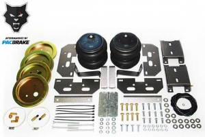 Pacbrake | Heavy Duty Rear Air Suspension Kit For 07-09 Bullet 4500/5500 07-09 Dodge RAM 4500/5500 2WD/4WD | HP10121